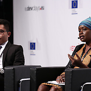 20160615 - Brussels , Belgium - 2016 June 15th - European Development Days - Working together in fragile states for better effectiveness - Rita Martin , Executive Director and Co-founder , Eve Organization for Women Development in Juba © European Union