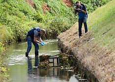 Napier - Body found in creek