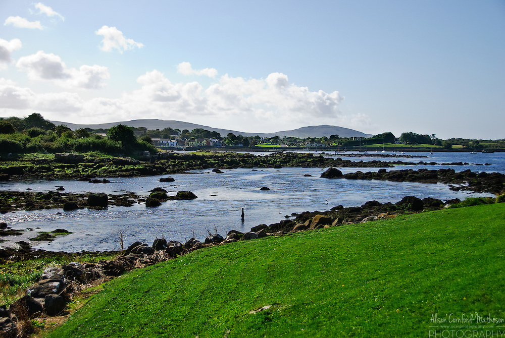 The shores of Galway Bay, Ireland