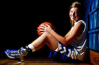 Coeur d'Alene High's Kyeli Parker was second in scoring for the Viking's this season and had 37 steals and 37 assists.