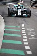 May 23-27, 2018: Monaco Grand Prix. Valtteri Bottas (FIN), Mercedes AMG Petronas Motorsport, F1 W09 EQ Power+