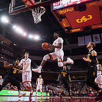 USC Men's Basketball | 2017 | ASU