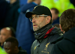 LIVERPOOL, ENGLAND - Sunday, March 3, 2019: Liverpool's manager Jürgen Klopp before the FA Premier League match between Everton FC and Liverpool FC, the 233rd Merseyside Derby, at Goodison Park. (Pic by Laura Malkin/Propaganda)