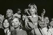Live music Reportage über Schweizer Konzert- und Festivalbesucher. Festivalpoeple, Switzerland, 1990 - 1996.