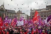 Manifestatie voor socialer Nederland