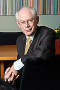 President of European Council Herman Van Rompuy Brussels, Belgium on 2010-06-11   by Wiktor Dabkowski