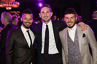 Frank Lampard and F2Freestylers