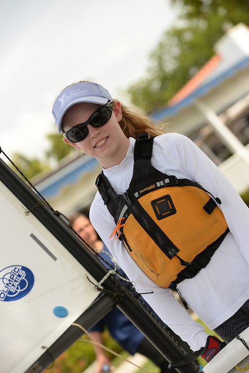 Clinic prior to 2014 Spring Fling at Coral Reef Yacht Club in Coconut Creek, Miami, Rachel Smith, CYC, Prime