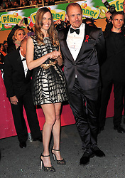 Hilary Swank and Gery Keszler during the Life Ball 2013 at City Hall, Vienna, Austria, 25 May, 2013. Photo by Schneider-Press / John Farr / i-Images. .UK & USA ONLY