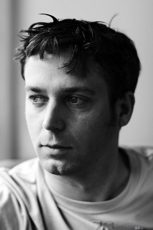 Portraits of my husband, Murray