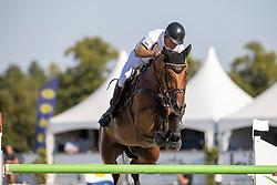 Van De Pol Henk, NED, Looyman Z<br /> Nederlands Kampioenschap Springen<br /> De Peelbergen - Kronenberg 2020<br /> © Hippo Foto - Dirk Caremans<br />  06/08/2020