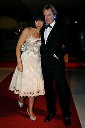 16-12-2008 ALGEMEEN: NOC NSF SPORTGALA: AMSTERDAM<br /> Tom Egbers en partner Janke Dekker<br /> ©2008-WWW.FOTOHOOGENDOORN.NL