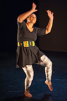 Following a research trip to the Homowo festival in Ghana, this solo is inspired by the story of the migration of the Ga tribe from Israel to Ghana hundreds of years ago and making a connection with biblical references in Reggae music. With a focus on spiritual dance, Cleo combines abstract dance, African and Caribbean movement based choreography with explosive and emotional improvisiation