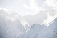 Montagne <br /> fevrier 2018 &agrave; Commeire <br /> (OLIVIER MAIRE)