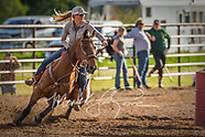 Friday Barrel Racing