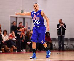 Doug McLaughlin-Williams of Bristol Flyers  - Mandatory byline: Joe Meredith/JMP - 11/12/2015 - Basketball - SGS Wise Campus - Bristol, England - Bristol Flyers v Plymouth Raiders - British Basketball League