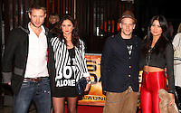 Richard Winsor; Sianad Gregory; Alex'Lex' Milczarek; Jennifer Leung StreetDance 3D DVD Launch Party, HMV Forum, Kentish Town, London, UK, 27 September 2010: For piQtured Sales contact: Ian@Piqtured.com +44(0)791 626 2580
