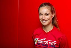 Katie Rood - Ryan Hiscott/JMP - 23/07/2018 - FOOTBALL - SGS College - Bristol, England - Bristol City Womens Signings
