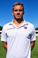 Cyriaque Rivieyran - 07.08.2015 - Evian Thonon / Clermont - 2eme journee de Ligue 2<br /> Photo : Philippe Lebrech / Icon Sport
