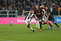 10.03.2017 - Torino - Serie A 2016/17 - 28a giornata  -  Juventus-Milan nella  foto: Paulo Dybala segna su rigore il gol del 2 a 1