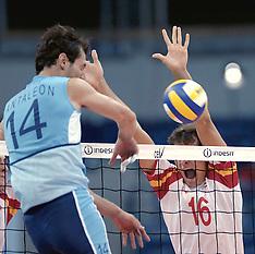 20050903 SRB: EK volleybal Spanje - Griekenland, Belgrado