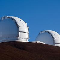 Mauna Kea Space Observatories; Keck Telescopes