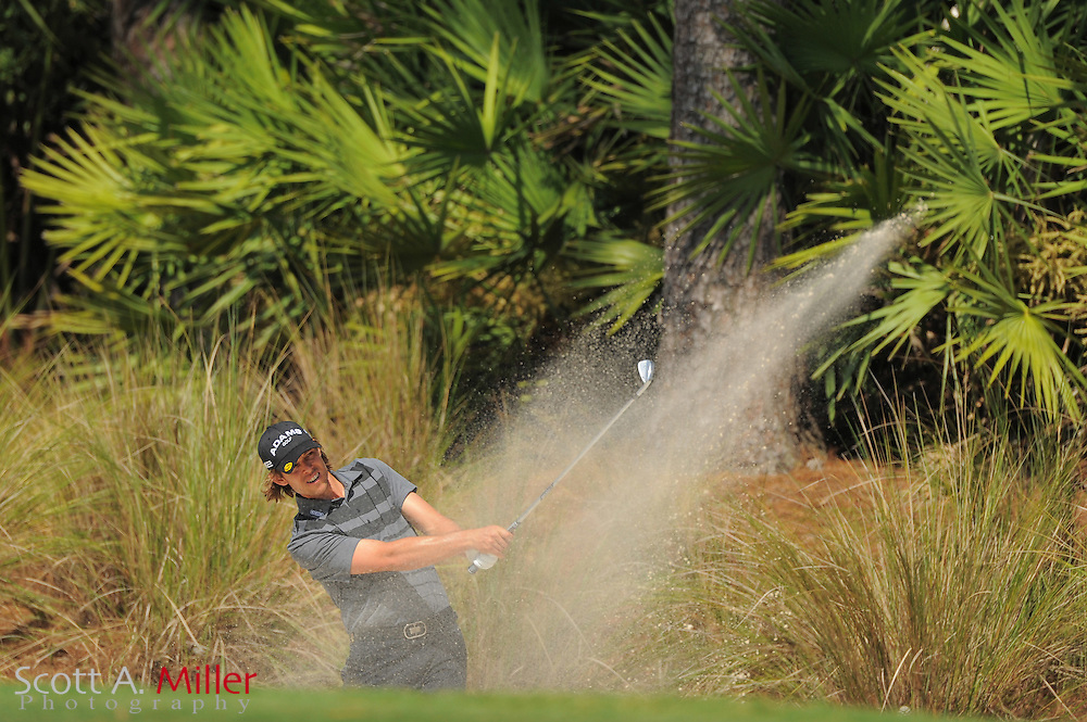 Aaron Baddeley during the first round of the Players Championship at the TPC Sawgrass on May 10, 2012 in Ponte Vedra, Fla. ..©2012 Scott A. Miller..