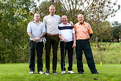 Steve Mildenhall joins Associated Access Equipment during the Annual Bristol Rovers Golf Day - Rogan/JMP - 09/10/2017 - GOLF - Farrington Park - Bristol, England - Bristol Rovers Golf Day.
