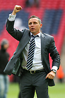 Fotball<br /> England<br /> Foto: Colorsport/Digitalsport<br /> NORWAY ONLY<br /> <br /> Torquay United Manager Paul Buckle<br /> Cambridge United vs Torquay United<br /> Blue Square Premier Play-Off Final at Wembley Stadium 17/05/2009