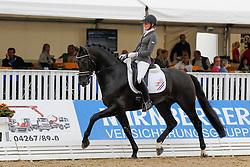 Van der Putten Marieke (NED) - Che de Jeu<br /> FEI World Breeding Dressage Championships for Young Horses - Verden 2013<br /> © Dirk Caremans