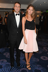 British fine jewellery brand Boodles welcomed guests for the 2013 Boodles Boxing Ball in aid of Starlight Children's Foundation held at the Grosvenor House Hotel, Park Lane, London on 21st September 2013.<br /> Picture Shows:- BEN GOLDSMITH and JEMIMA JONES.<br /> <br /> Press release - https://www.dropbox.com/s/a3pygc5img14bxk/BBB_2013_press_release.pdf<br /> <br /> For Quotes  on the event call James Amos on 07747 615 003 or email jamesamos@boodles.com. For all other press enquiries please contact luciaroberts@boodles.com (0788 038 3003)