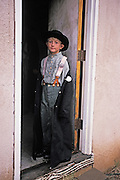 Young boy plays Marshall, Helldorado Days, Tombstone, Arizona. ©Edward McCain/McCain Creative, Inc. All Rights Reserved 520-623-1998