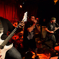 10.27.2014 Blood Tusk at The Foundry