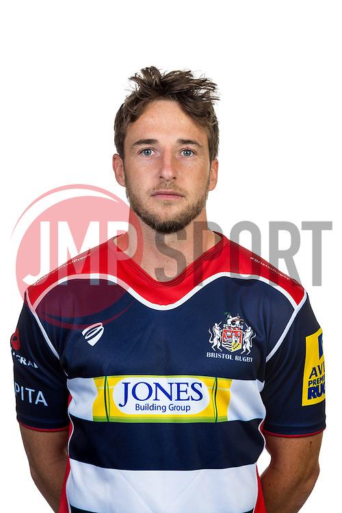 Martin Roberts of Bristol Rugby - Rogan Thomson/JMP - 22/08/2016 - RUGBY UNION - Clifton Rugby Club - Bristol, England - Bristol Rugby Media Day 2016/17.