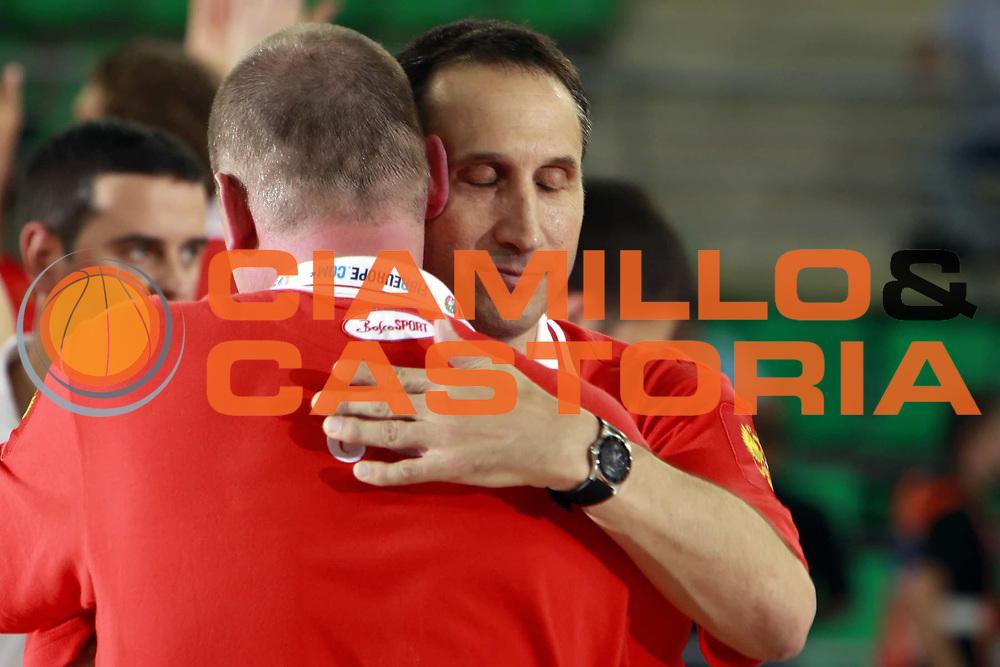DESCRIZIONE : Bydgoszcz Poland Polonia Eurobasket Men 2009 Qualifying Round Russia Croazia Croatia<br /> GIOCATORE : David Blatt<br /> SQUADRA : Russia<br /> EVENTO : Eurobasket Men 2009<br /> GARA : Russia Croazia Croatia<br /> DATA : 11/09/2009 <br /> CATEGORIA :<br /> SPORT : Pallacanestro <br /> AUTORE : Agenzia Ciamillo-Castoria/H.Bellenger<br /> Galleria : Eurobasket Men 2009 <br /> Fotonotizia : Bydgoszcz Poland Polonia Eurobasket Men 2009 Qualifying Round Russia Croazia Croatia<br /> Predefinita :