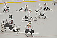 Hockey Concord versus Bishop Guertin