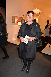 Mel Agace at the 2017 PAD Collector's Preview, Berkeley Square, London, England. 02 October 2017.