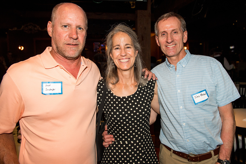CENTENNIAL, CO - JULY 13: Thomas Jefferson High School 40th reunion at ViewHouse Centennial on July 13, 2019, in Centennial, Colorado. (Photo by Daniel Petty/A&D Creative)