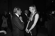 VALENTINO AND GWYNETH PALTROW , Dinner given by Established and Sons to celebrate Elevating Design.  P3 Space. University of Westminster, 35 Marylebone Rd. London NW1. -DO NOT ARCHIVE-© Copyright Photograph by Dafydd Jones. 248 Clapham Rd. London SW9 0PZ. Tel 0207 820 0771. www.dafjones.com.