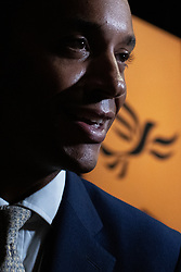 © Licensed to London News Pictures . 15/09/2019. Bournemouth, UK. CHUKA UMUNNA in the conference hall after delivering his conference speech . The Liberal Democrat Party Conference at the Bournemouth International Centre . Photo credit: Joel Goodman/LNP
