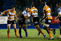 Guinness PRO14, Cardiff Arms Park, Cardiff, UK 9/11/2019<br /> Cardiff Blues vs Toyota Cheetahs<br /> <br /> Mandatory Credit ©JMP/Rogan Thomson