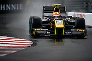 May 20-24, 2015: GP2 Monaco - Alex Lynn, DAMS