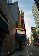 Boston Contemporary Dance Festival at the Paramount Theatre. Boston, MA 8/17/2013