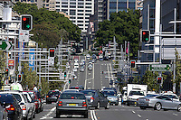 Park street, Sydney, NSW, Australia.