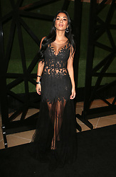 7 January 2018 -  Beverly Hills, California - Nicole Scherzinger. 75th Annual Golden Globe Awards_Roaming held at The Beverly Hilton Hotel. Photo Credit: Faye Sadou/AdMedia