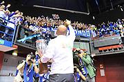 DESCRIZIONE : Milano Final Eight Coppa Italia 2014 Finale Montepaschi Siena - Dinamo Banco di Sardegna Sassari<br /> GIOCATORE : Stefano Sardara Commando Ultrà<br /> CATEGORIA : Presidente Esultanza Coppa<br /> SQUADRA : Dinamo Banco di Sardegna Sassari<br /> EVENTO : Final Eight Coppa Italia 2014 Milano<br /> GARA : Montepaschi Siena - Dinamo Banco di Sardegna Sassari<br /> DATA : 09/02/2014<br /> SPORT : Pallacanestro <br /> AUTORE : Agenzia Ciamillo-Castoria / Luigi Canu<br /> Galleria : Final Eight Coppa Italia 2014 Milano<br /> Fotonotizia : Milano Final Eight Coppa Italia 2014 Finale Montepaschi Siena - Dinamo Banco di Sardegna Sassari<br /> Predefinita :