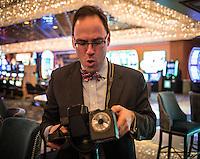 Jesse Andrewartha(DEMA 2016, Las Vegas)