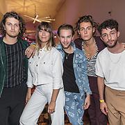 NLD/Amsterdam/20180905- Uitreiking 3FM Awards 2018, Ronde