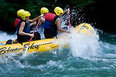 White Salmon River - White water rafting