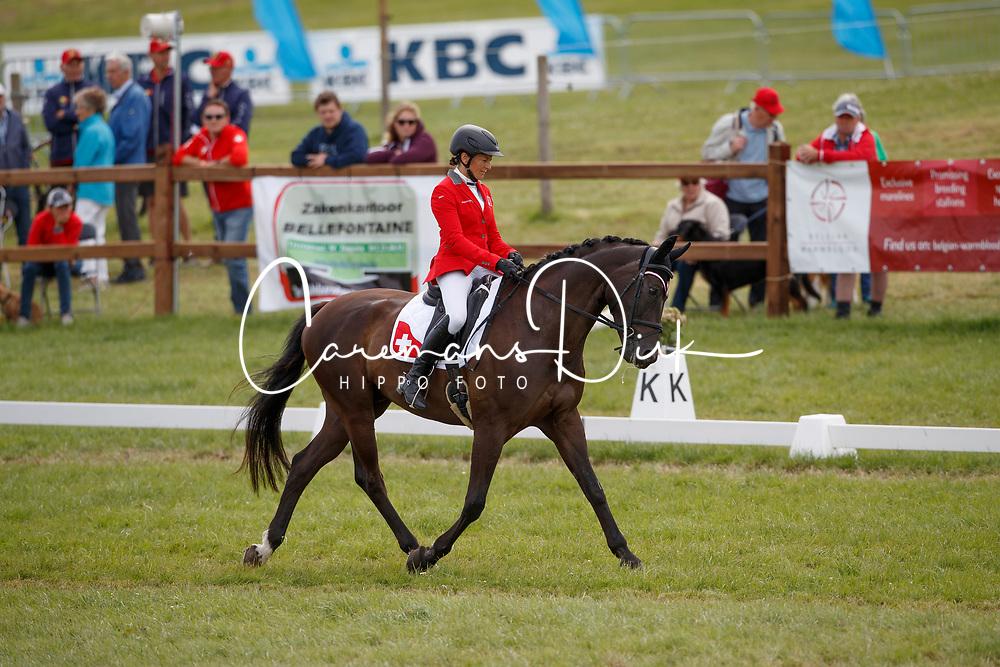 Andres Esther, SUI, Schwalbenprinz<br /> European Championship Eventing Landelijke Ruiters - Tongeren 2017<br /> © Hippo Foto - Dirk Caremans<br /> 28/07/2017
